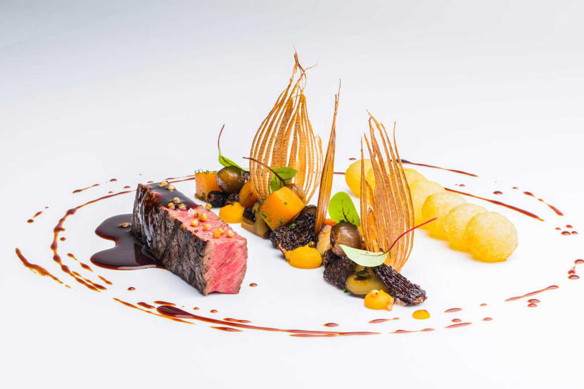 Ossiano, best seafood restaurants Dubai