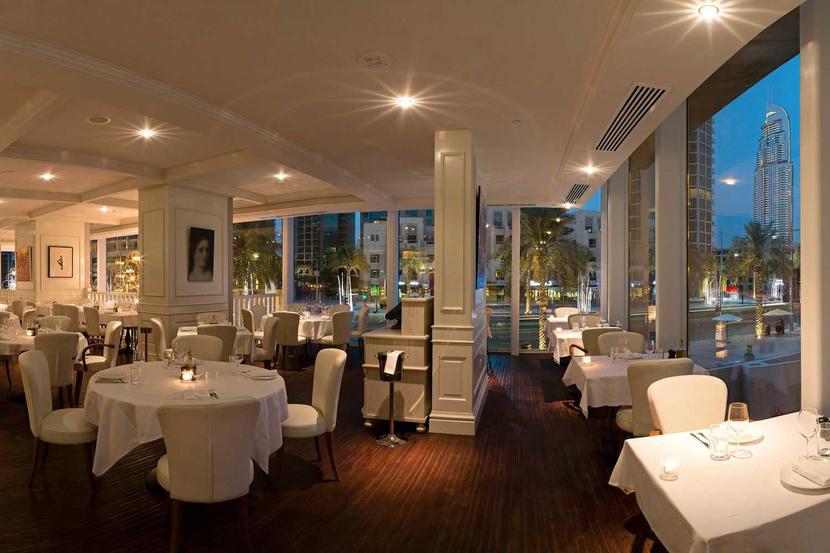 La Serre Bistro and Boulangerie, Best French restaurants Dubai