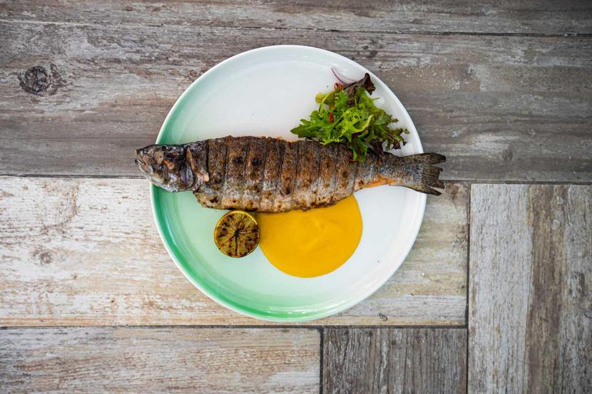 NOEPE, best seafood restaurants Dubai