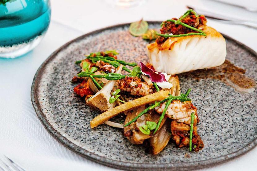 Pierchic, best seafood restaurants Dubai