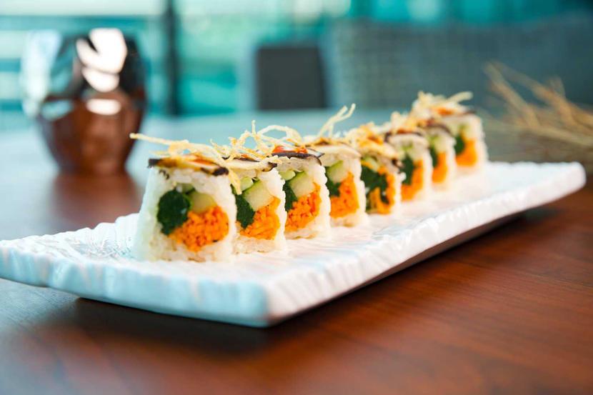 Akira Back, best romantic restaurants in Dubai