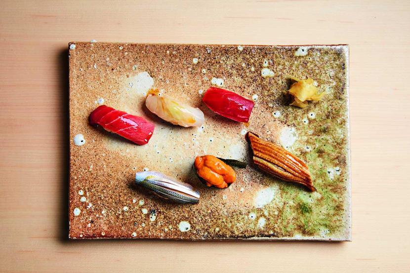 Hoseki, best Japanese restaurants in Dubai
