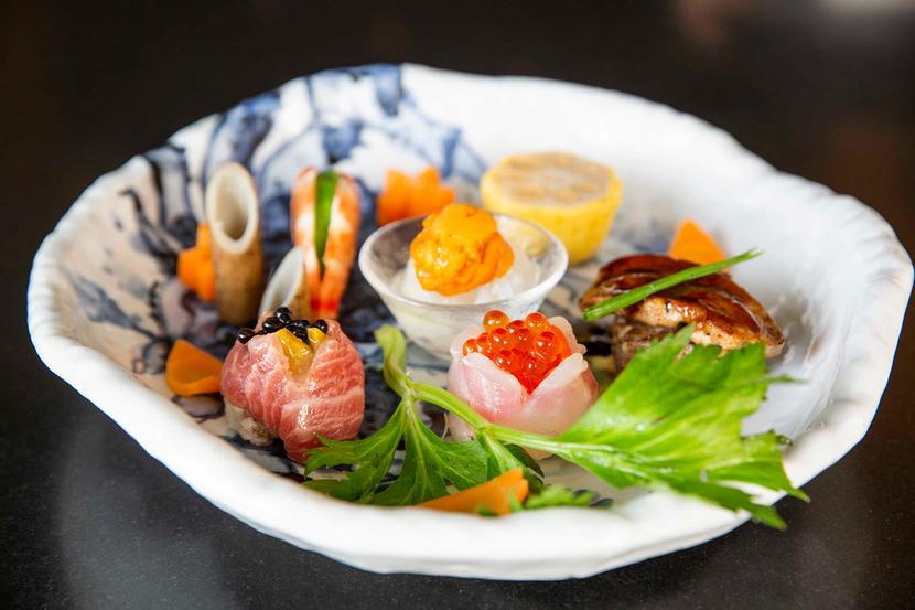 Kiku, best Japanese restaurants in Dubai