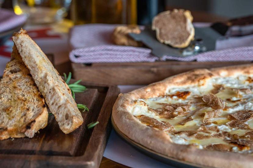 BASTA!, best Italian restaurants in Dubai
