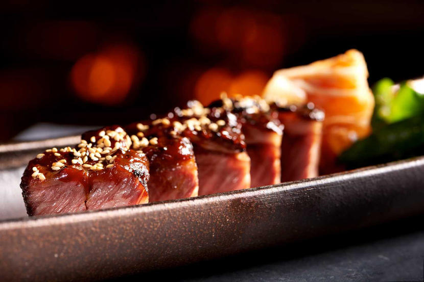 Netsu, best Japanese restaurants in Dubai