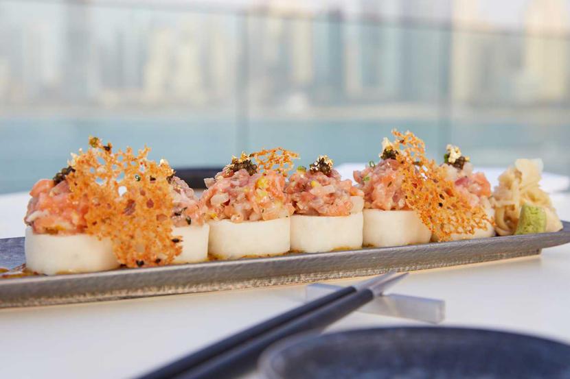 Paru, best Japanese restaurants in Dubai