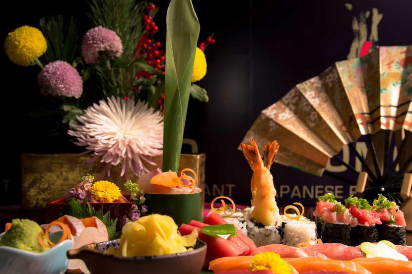 TOMO, best Japanese restaurants in Dubai