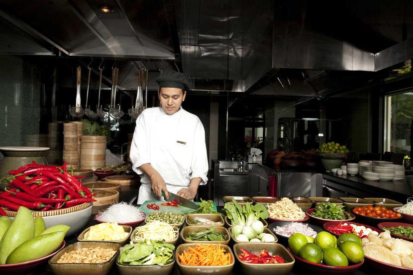 The Thai Kitchen, best Thai restaurants in Dubai