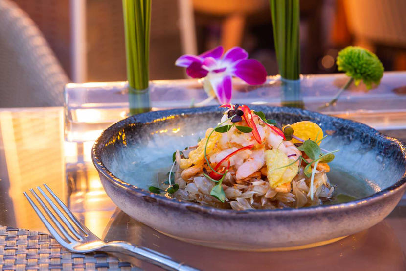Thiptara, best Thai restaurants in Dubai