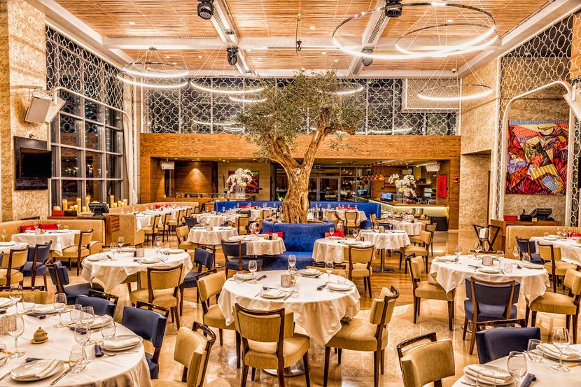 Billionaire-Mansion,-Restaurants-in-Dubai's-Business-Bay