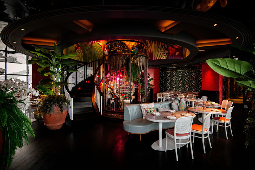 Hotel-Cartagena,-Restaurants-in-Dubai's-Business-Bay