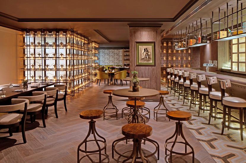 The-Eloquent-Elephant,-Restaurants-in-Dubai's-Business-Bay
