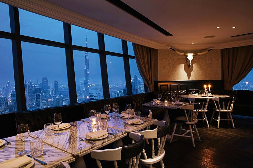 Weslodge-Saloon,-Restaurants-in-Dubai's-Business-Bay