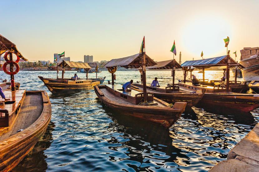 Dubai Creek, attractions and sights in Dubai
