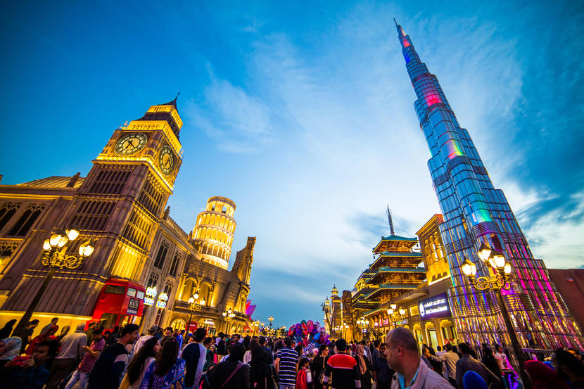 Global Village, attractions and sights in Dubai