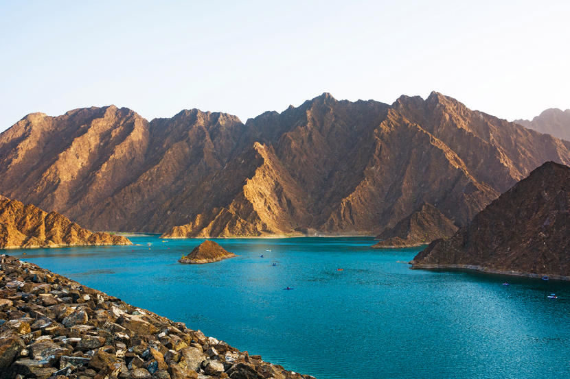 Hatta, attractions and sights in Dubai