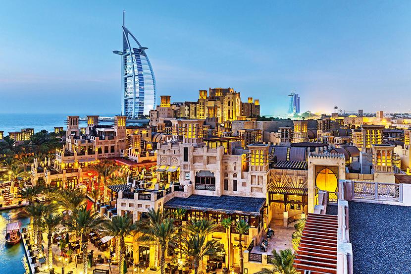 Souk Madinat Jumeirah, attractions and sights in Dubai