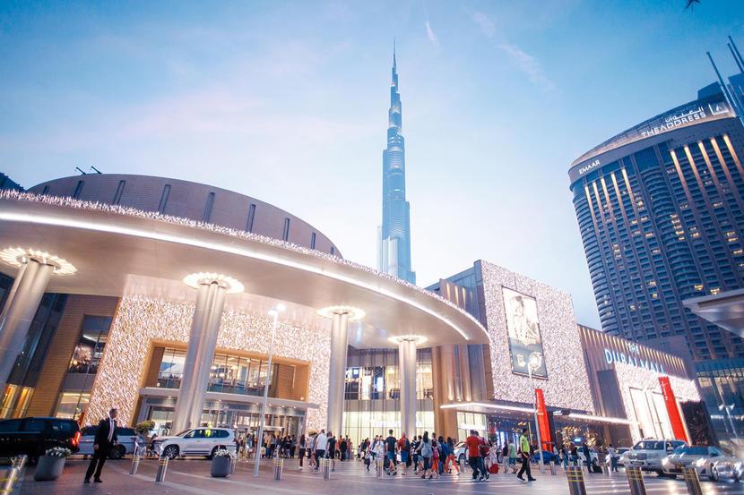 The Dubai Mall, attractions and sights in Dubai
