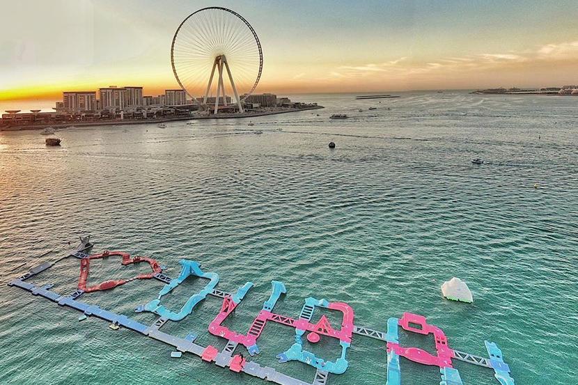 AquaFun Water Park, fun things to do in Dubai