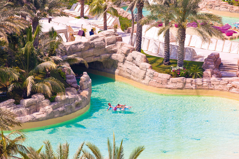 Aquaventure, fun things to do in Dubai