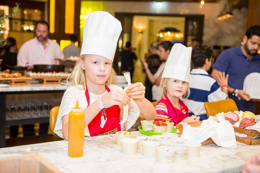 The best family brunches in Dubai, BREAD STREET KITCHEN AT ATLANTIS THE PALM