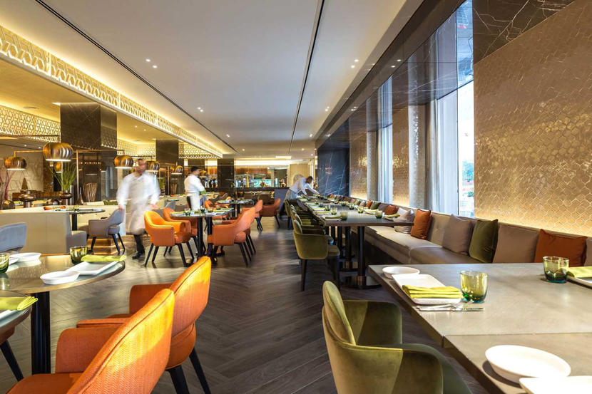 The best family brunches in Dubai, EAT. PLAY. BRUNCH AT KEMPINSKI MALL OF THE EMIRATES