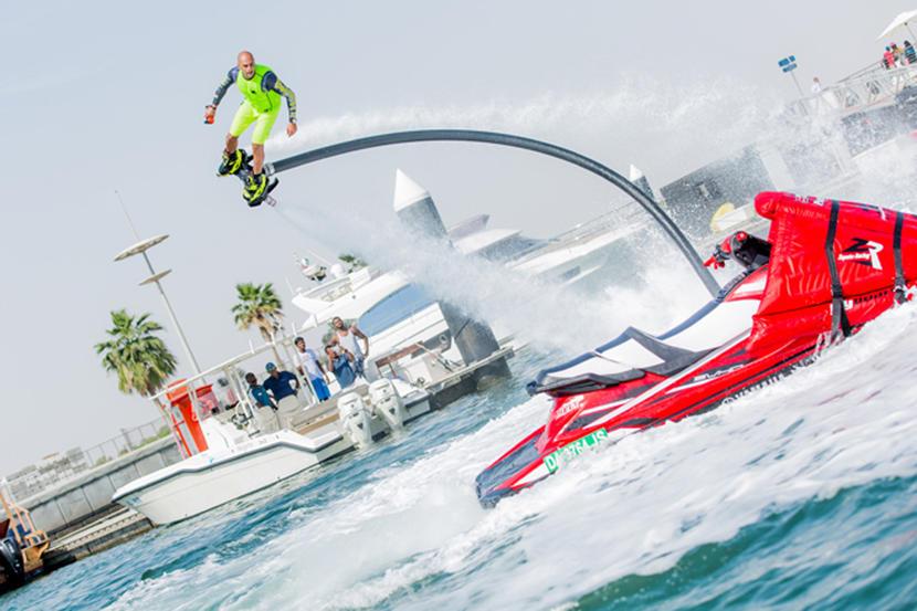 Hydro Water Sports, fun things to do in Dubai