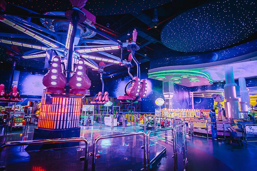 Magic Planet, fun things to do in Dubai