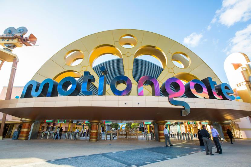 Motiongate, fun things to do in Dubai