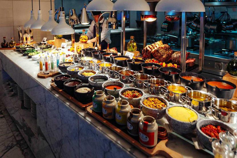 The best family brunches in Dubai, THE CITY BRUNCH AT HILTON DUBAI AL HABTOOR CITY