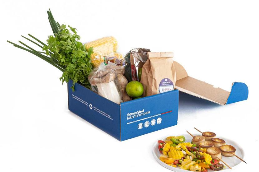 Top organic supermarkets in Dubai, Kibsons
