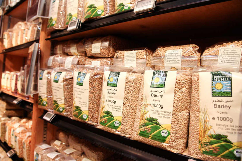 Top organic supermarkets in Dubai, Organic Foods and Cafe