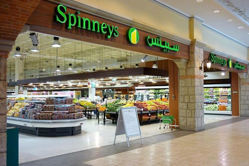 Top organic supermarkets in Dubai, Spinneys