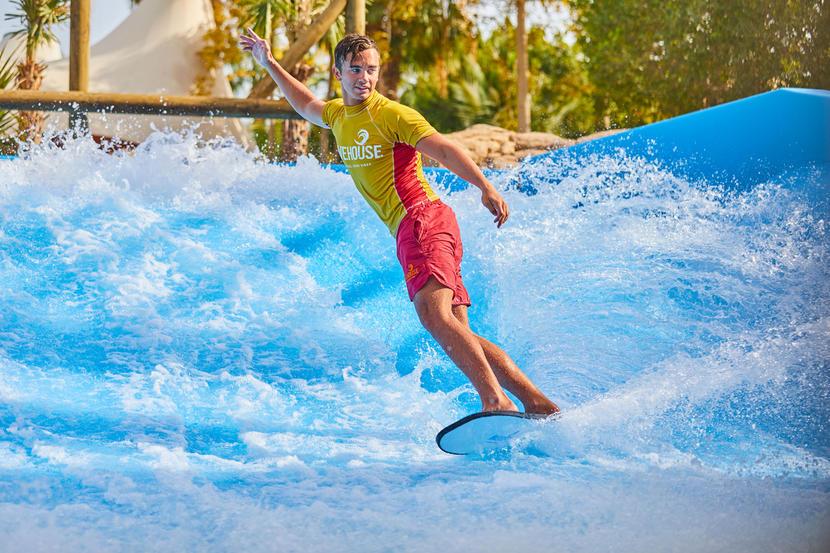 Wavehouse, fun things to do in Dubai