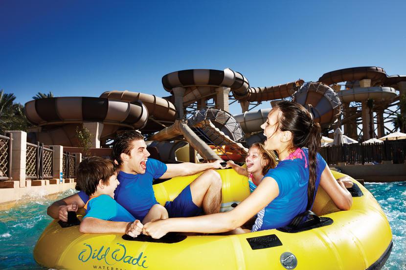 Wild Wadi Waterpark, fun things to do in Dubai