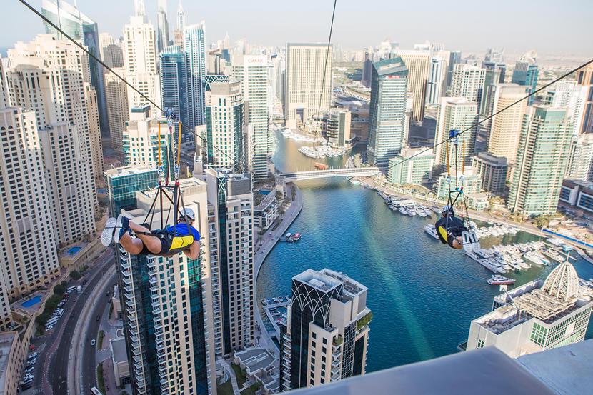XLine Dubai Marina, fun things to do in Dubai