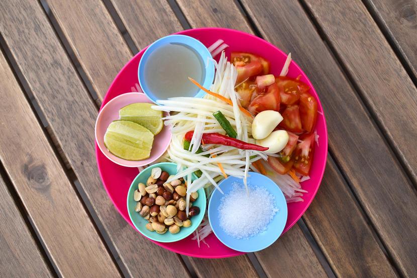 Café Isan, best Thai restaurants in Dubai