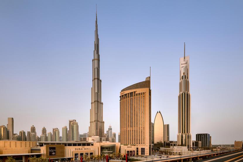 Top hotels in Downtown Dubai, Address Dubai Mall