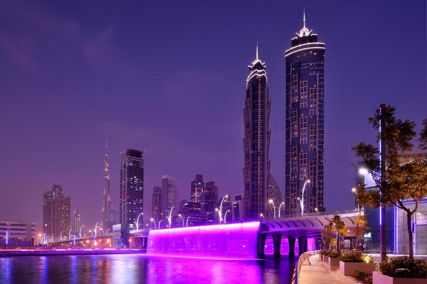 Top hotels in Dubai's Business Bay, JW Marriott Marquis Dubai