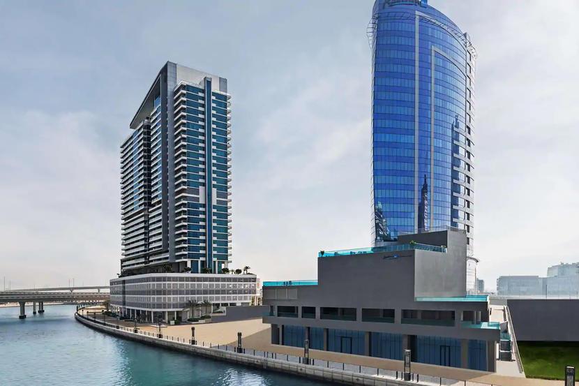 Top hotels in Dubai's Business Bay, Radisson Blu Hotel, Dubai Waterfront
