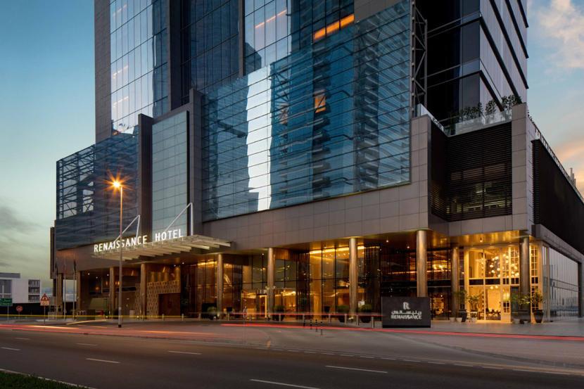 Top hotels in Dubai's Business Bay, Renaissance Downtown Hotel, Dubai