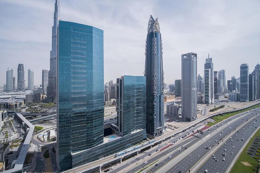 Top hotels in Downtown Dubai, Sofitel Dubai Downtown