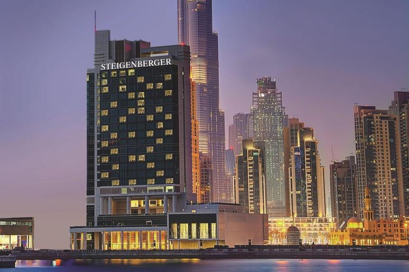 Top hotels in Dubai's Business Bay, Steigenberger Hotel Business Bay
