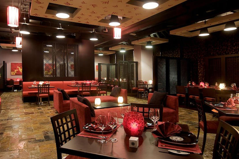 The Royal Budha, best Thai restaurants in Dubai
