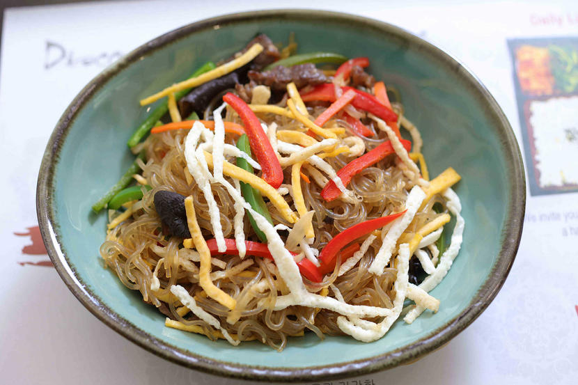 Where to find the best noodles in Dubai, Manna Land