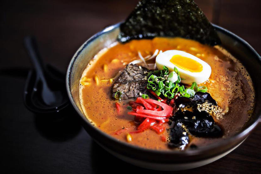 Where to find the best noodles in Dubai, Oni Ramen