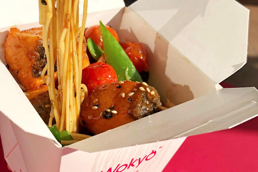 Where to find the best noodles in Dubai, Wokyo