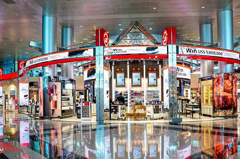 Dubai Duty Free - Dubai Airport, Concourse C