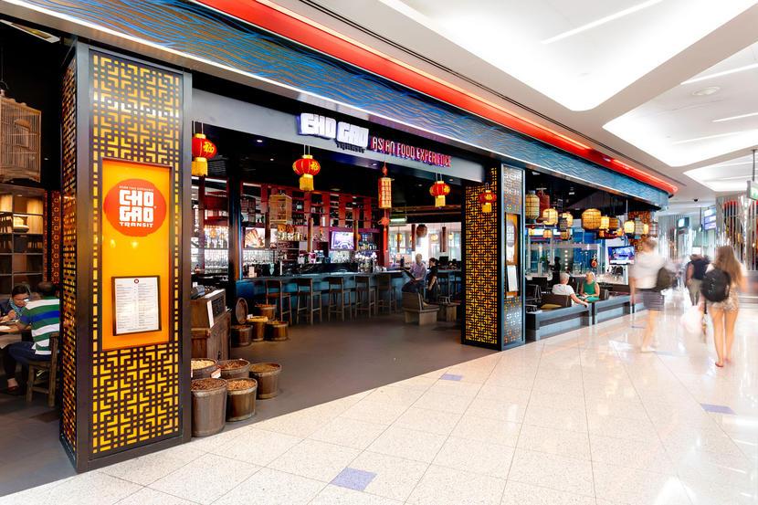 Cho Gao – Dubai Airport, Concourse A