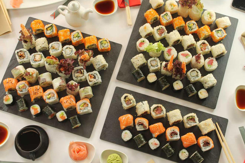 YO! Sushi – Dubai Airport, Concourse D